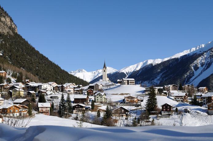 Un village en Suisse (photo d'illustration).