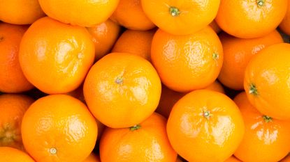 Spaanse politie houdt dieven met auto's vol sinaasappelen aan