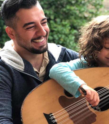 Benefietconcert voor Zutphense vluchteling Omid