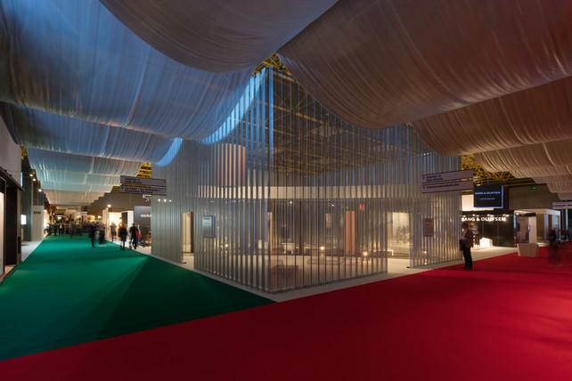 Gaas Het Interieur : Vijf maal belgisch talent op de biënnale interieur expo de morgen