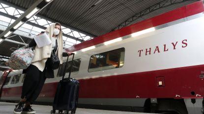 Internationaal treinverkeer schakelt versnelling hoger: Thalys krikt aantal treinen op vanaf 9 juni