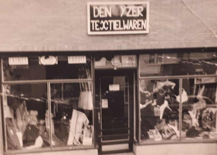 Den Yzer in 1945.