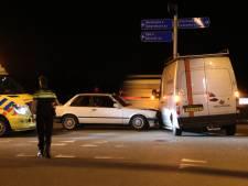 Automobilist gewond bij aanrijding in Lunteren