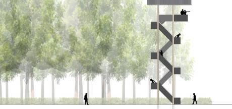 Geld voor uitkijktoren in IJhorst is binnen