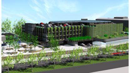 Plan voor nieuwe overstapparking aan metro Kraainem