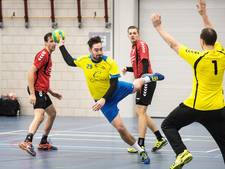 Handbal: Geleende shirts bieden uitkomst voor Hastu