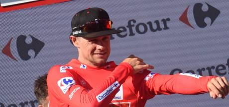 Roche: Hoop rode trui deze keer niet al na één dag kwijt te zijn