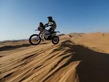 Verplichte EHBO-cursus komt Spierings van pas in Dakar Rally