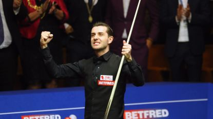 Mark Selby lukt 144ste maximumbreak in snookerhistorie