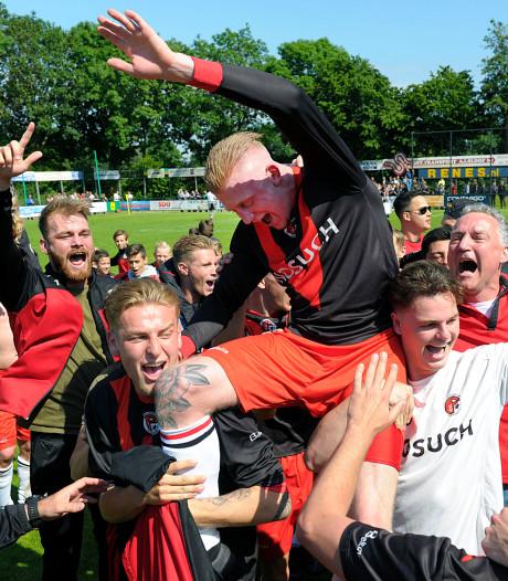 VV Papendrecht promoveert naar de eerste klasse