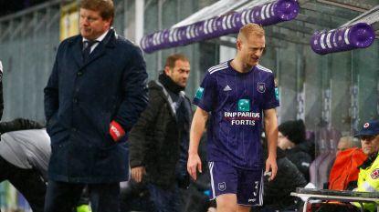 """Deschacht naar B-kern Anderlecht omwille van te negatieve houding: """"Het is mijn eigen schuld"""""""
