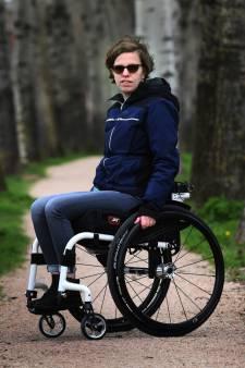 Marianne (32) uit Culemborg doet in rolstoel mee aan Walk for MS: 'Gaat vast op rolletjes'
