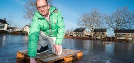 IJsmeesters Millingen: woensdag al schaatsen?