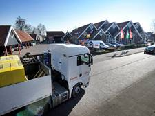 Minder vrachtwagens in Vriezenveen door nieuwe ontsluitingsweg voor Raab Karcher