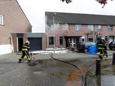 Hond dood bij woningbrand in Veldhoven