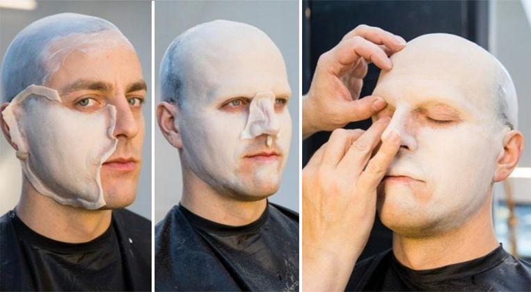De transformatie van Guga Baúl in Theo Francken
