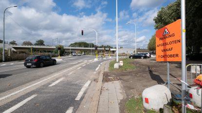 Tangent sluit nu ook aan op Brusselse- en Leuvensesteenweg en Jubellaan: verminderde doorstroming