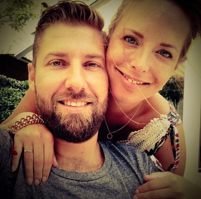 Erik van de Rijt en Eveline Koopmans