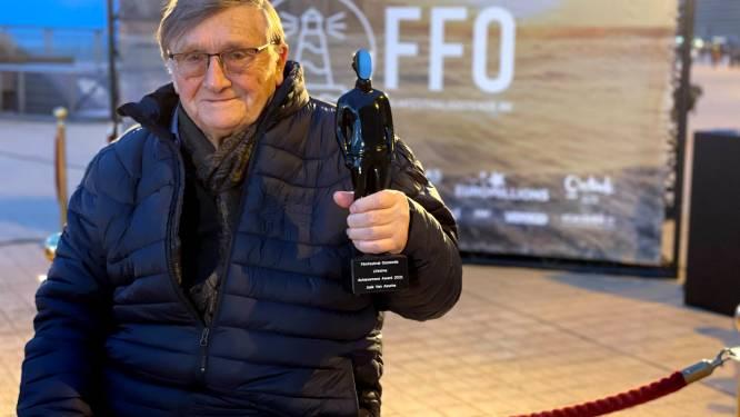Acteur Jaak Van Assche ontvangt Lifetime Achievement Award en ster op de Walk of Fame