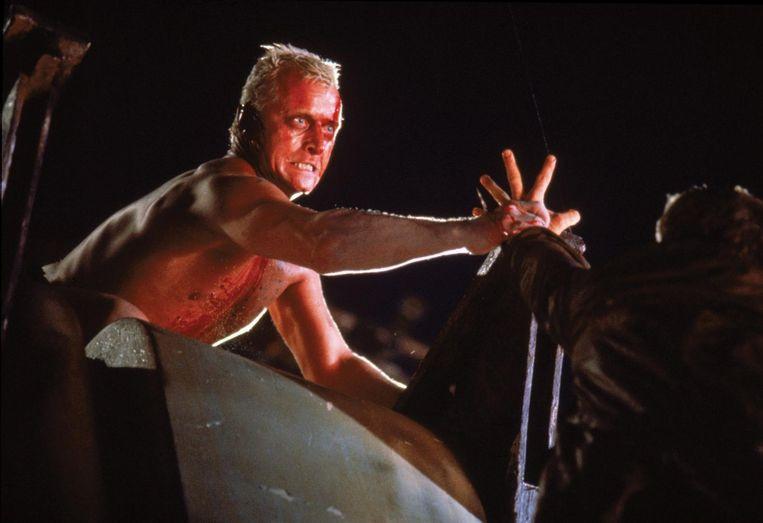 Rutger Hauer in de originele Blade Runner Beeld