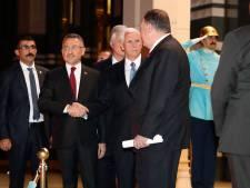 Turkije schort opmars Noord-Syrië vijf dagen op na deal met VS