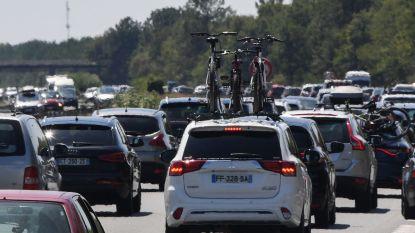 """VAB voorspelt trage opbouw vakantieverkeer: """"Pas vanaf 18 juli zeer druk op Franse autowegen"""""""