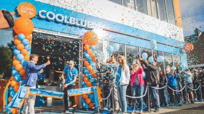 Gent heeft grootste Coolblue-winkel van het land