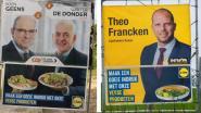 Hilarisch: Lidl pimpt verkiezingsborden met een knipoog