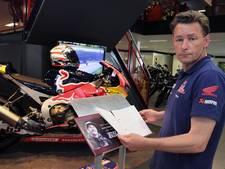 Ten Kate Nieuwleusen maakt herdenkingsplek voor omgekomen coureur Nicky Hayden