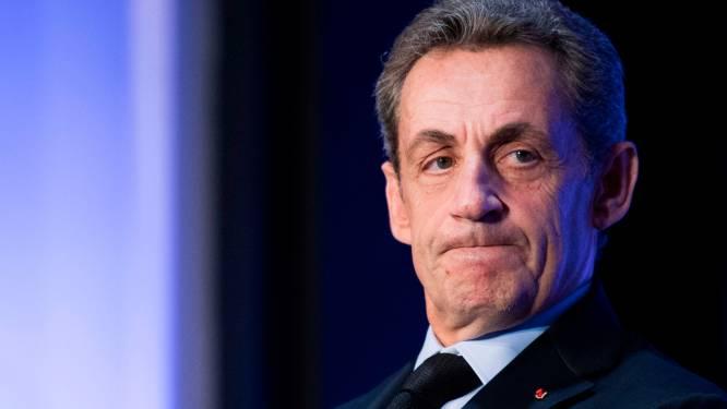 Verhoor Nicolas Sarkozy over illegale campagnefinanciering zit er na vier dagen op