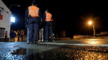 Vijf mensen opgepakt bij grote politieactie tegen woninginbraken Oost-Vlaanderen