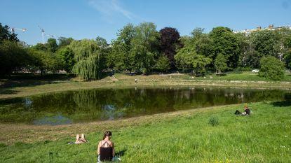 Deel van Antwerps Stadspark afgesloten in voorjaar 2020