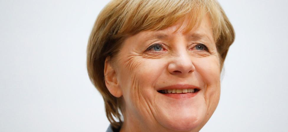 Merkel aan zet na winst van rechts