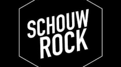 Twee podia aan Oude Heerbaan tijdens 12de Schouwrock