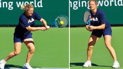 Streep door de rekening voor Kim Clijsters en andere tennissers: Indian Wells geannuleerd door coronavirus