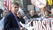 Dewinter betoogt tegen bouw moskee op Ground Zero