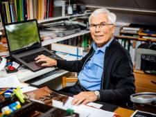 De 79-jarige Pieter Vree promoveert na tien jaar onderzoek: 'Het begon voor de lol'