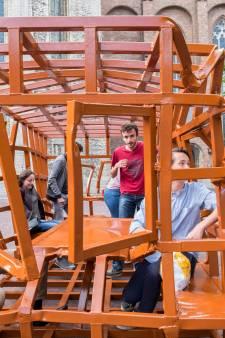 Vraagtekens bij kosten voor kunstmanifestatie Façade Middelburg