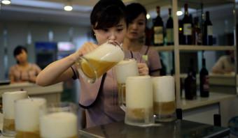 'Voedselcrisis in Noord-Korea? Klopt niet'