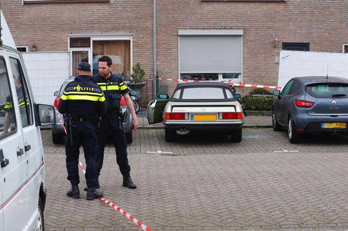 Toon Sweegers werd gevonden in een auto op Den Bult.