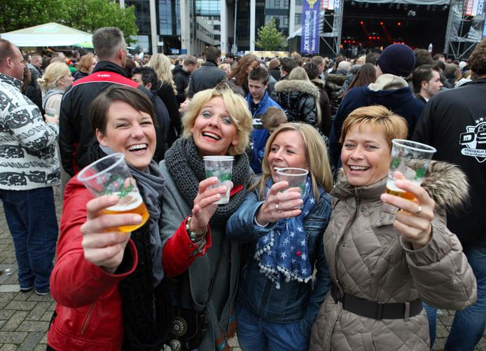 Archiefbeeld ter illustratie: Bevrijdingsfestival Zoetermeer