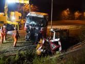 Zwaar ongeluk met drie gewonden op N261 bij Kaatsheuvel