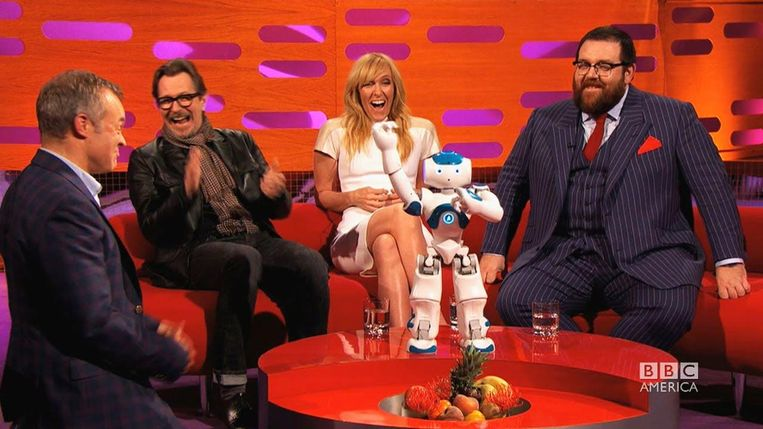 The Graham Norton Show Beeld null