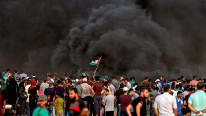 Israëlische straaljagers bombarderen doelwitten van Hamas in Gaza