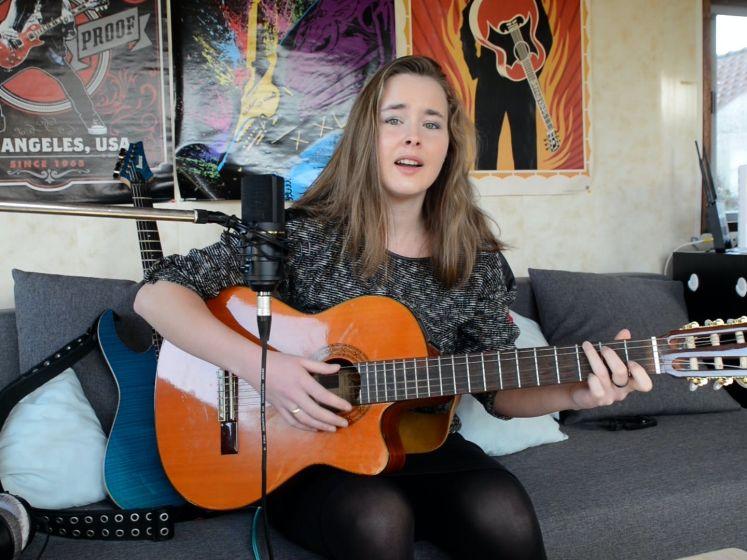 Nadie schrijft in stacaravan in Bruinisse liefdesliedjes op bestelling