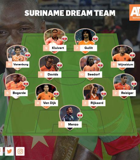 Dit is het Suriname Dream Team