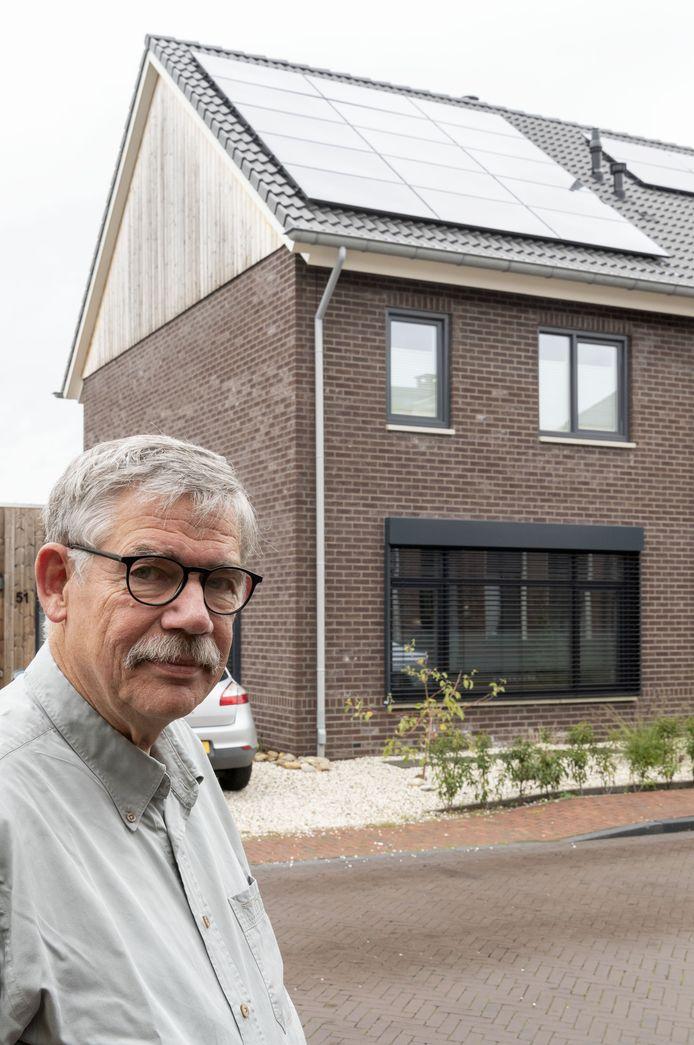 Nico de Gooijer bouwt energieneutraal.