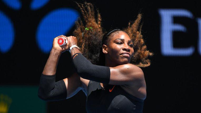 Serena Williams. Beeld photo_news