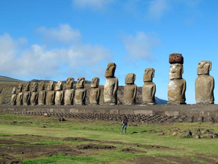 Wetenschappers denken nu te weten waarom de beelden op het Paaseiland geplaatst werden.
