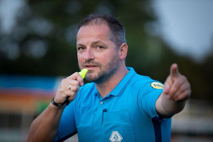 Henri Wolf: ,,Wat mij opvalt, is dat bij teams waar het beste voetbal wordt gespeeld, er ook het meest geklaagd wordt.''